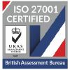 ISO 27001 Logo